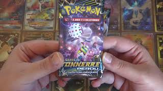 OUVERTURE de BOOSTERS BUG Pokemon SL8 TONNERRE PERDU FR - UNE SERIE MAGNIFIQUE