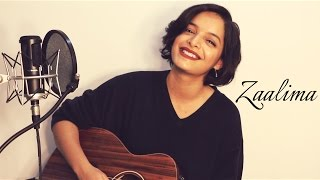 download lagu Zaalima - Live Female Cover By Lisa Mishra  gratis