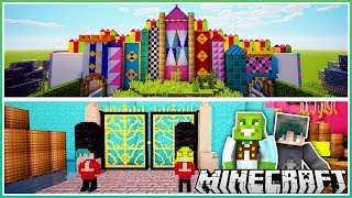 It's a Small World in Minecraft! | Challenge Me w/ Smajor1995