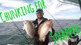 Chunking for Snapper - Bottom Fishing