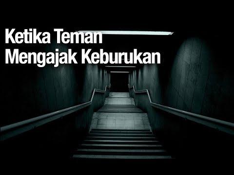 Mutiara Hikmah: Ketika Teman Mengajak Kebiasan Buruk - Ustadz Abdullah Zaen, Lc. MA
