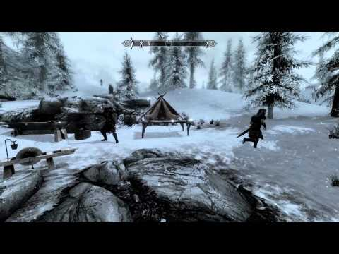 Skyrim EP22: Hey Look, A Moose