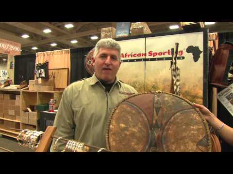 African Sporting Creations - Dallas Safari Club Show 2014