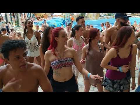 PZC2018 All Artists at AquaPark  ~ video by Zouk Soul