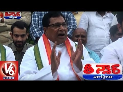 High Command Decision On CM's Post Is Final, Says Senior Congress Leader Jana Reddy | Teenmaar News