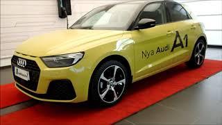 New 2019  Python yellow  Audi A1 | exteriorI interior| virtuel cockpit| lights| walkaround
