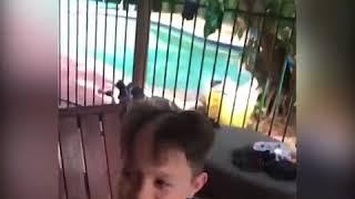 Hilarious Dad vs Kids prank wars!! 🤣🤣🤣 Credit  ViralHog