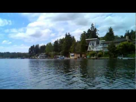 Kayaking Lake Stevens