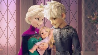 Frozen Elsa and Jack Frost Have a Baby Game for Kids