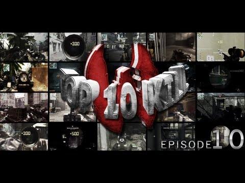 Episode 10 - Headshots - Top 10 Kill