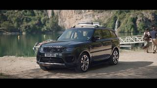 New Range Rover Sport - Accessories
