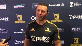 Aaron Mauger Interview
