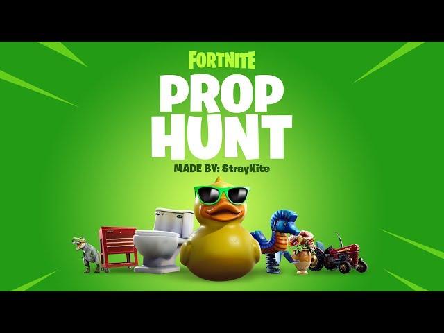 Fortnite - Prop Hunt thumbnail
