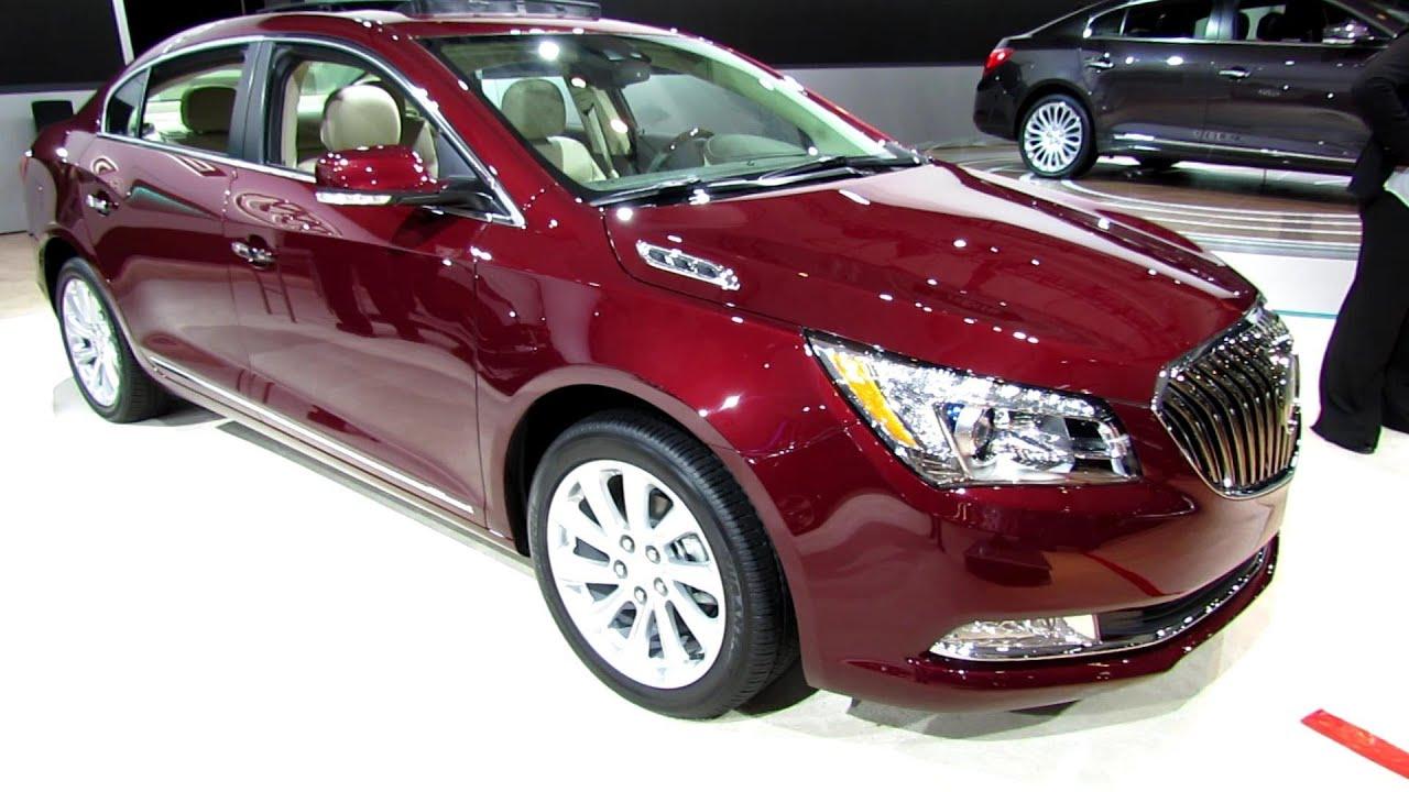 2014 Buick Lacrosse Exterior And Interior Walkaround