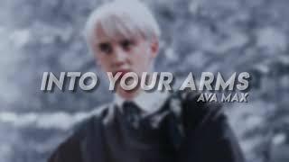 Download lagu ava max - into your arms (no rap) [slowed]