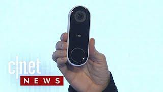 Nest unveils smart doorbell with HD camera