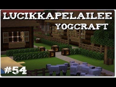Minecraft: YogCraft - 54 - Sielukake ja Jetsonbuutsit!