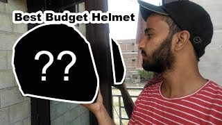 Best Budget Helmet with US Certification Under Rs. 2000/- | Review & Specifications | The Dirt Vlogs