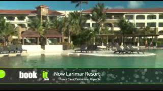 Now Larimar Punta Cana BookIt com 2015 Top 10 Caribbean All Inclusive