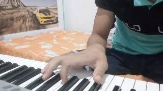 Largado as traças - Zé Neto e Cristiano. Como tocar no teclado