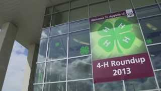 Brazos County 4H Roundup 2013