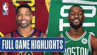 CAVALIERS at CELTICS | FULL GAME HIGHLIGHTS | December 9, 2019