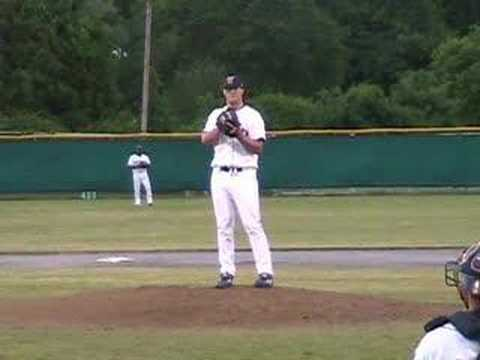 CapeProspects.com video on Kendal Volz RHP Baylor during the Cape Cod Baseball League 2007.