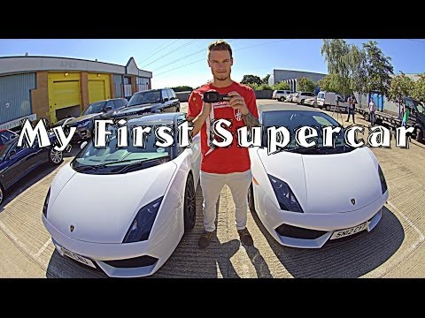 My First Supercar BEGINS: Trailer