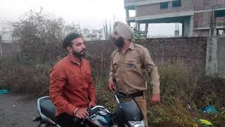 Punjab Police Troll - Funny Video - Tarun Chawla