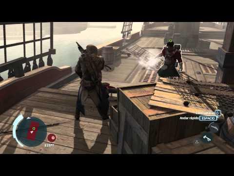 Assassin's Creed 3 ( Jugando ) ( Parte 17 ) En Español por Vardoc