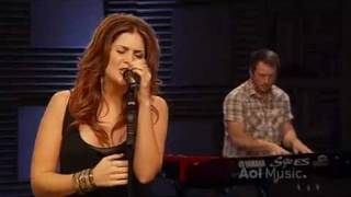 Lady Antebellum - American Honey (Live AOL Sessions HQ)