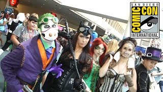 [Best Cosplay - Comic Con 2014] Video