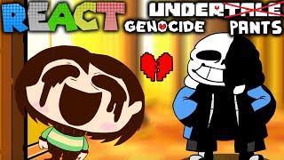 LUIGIKID REACTS TO: UNDERGENOCIDE ENDING by SR PELO
