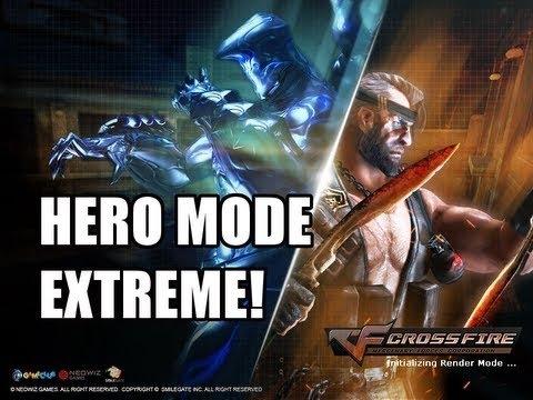 Crossfire PH Hero Mode Extreme