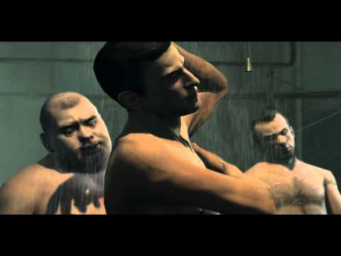 Mafia 2 - Prison Rape Gameplay [hd] video