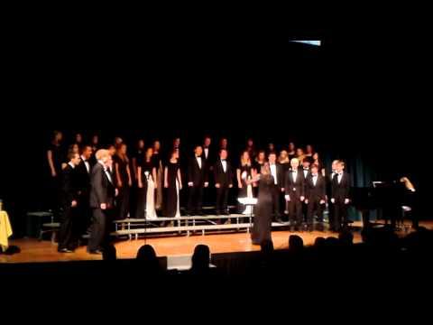 "Fort Collins High School A Capella 2014 Honors Concert ""Africa"""