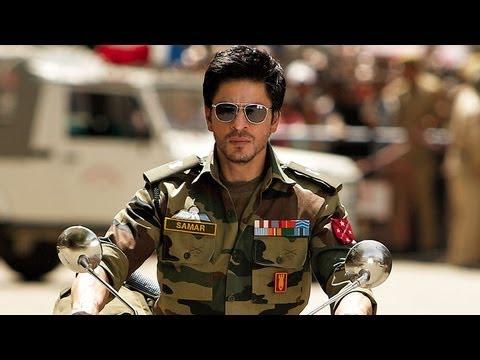 Major Samar Anand -  Bomb Disposal Squad - Shah Rukh Khan - Jab Tak Hai Jaan