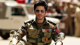 Major Samar Anand |  Bomb Disposal Squad | Jab Tak Hai Jaan | Shah Rukh Khan