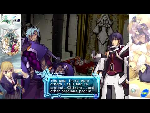 Ar tonelico II: Melody of Metafalica [Blind]  Episode 32: His Love, Lost Among The Clouds