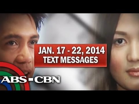Vhong's lawyer wants copy of Deniece's text messages