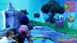 HIGH LEVEL FORTNITE SOLO PVP - SPEED BUILDING