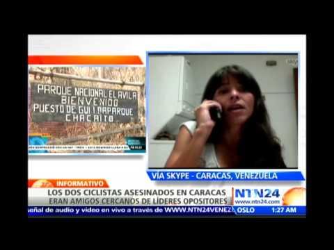 Amiga de uno de los asesinados en Caracas denuncia que en Vzla