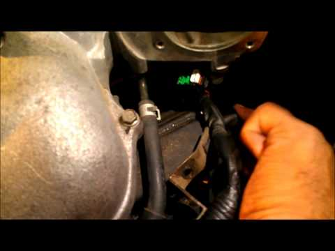 How to replace Camshaft sensor Infiniti M35, G35, FX35, Nissan Maxima 3 5, Altim