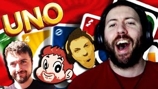 PEACEFUL UNO TIME?!? | UNO Part 12