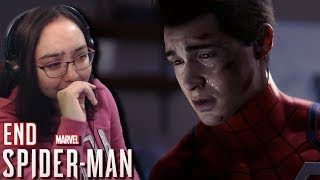 A TEARFUL ENDING - Let's Play: Spider-Man Ending PS4 Gameplay Walkthrough Part 13 (END)