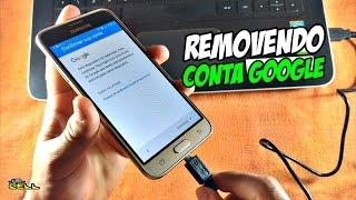 Removendo conta Google do Samsung Galaxy J3 Todos os modelos