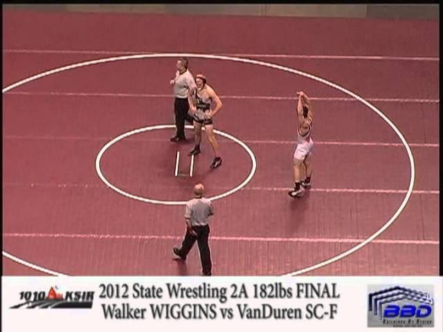 Garret Walker vs Mitch VanDuren FINAL