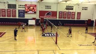Check Out NJIT Men's Volleyball Home Opener Feb. 6 @ 7pm