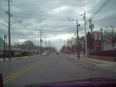driving a car in Pennsauken NJ 2011