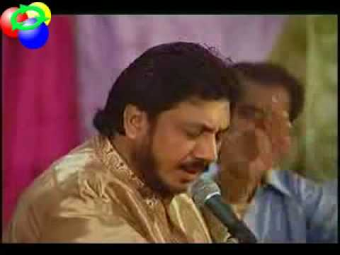 meinuuN tere jeya sohna - part one - hamid ali khan